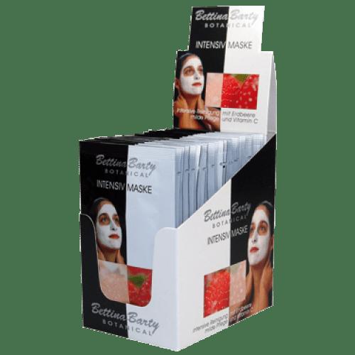 Botanical Çilek Özlü Temizleme Ve Nemlendirici Maske 15Ml
